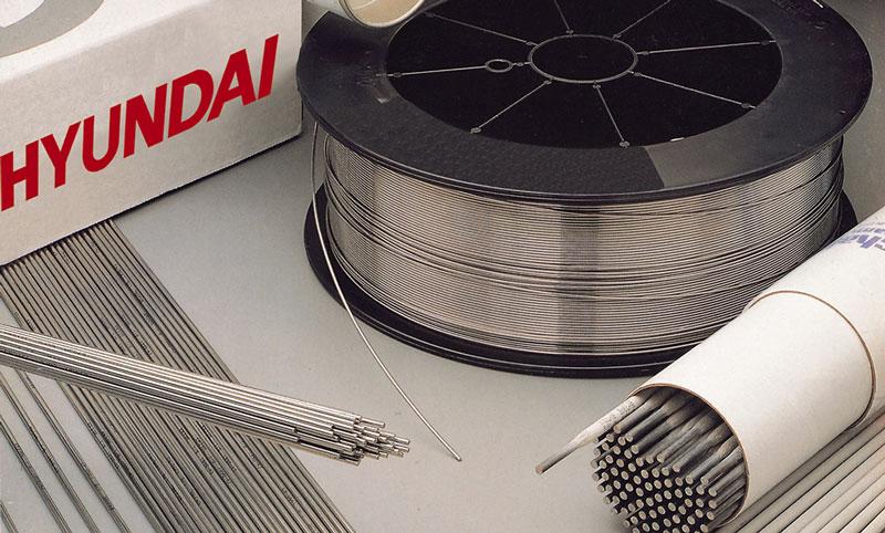 الکترود قوس فلزی روکش دار دستی